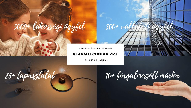 alarmtechnika tapasztalat